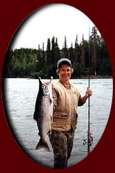 Kenai River Fishing
