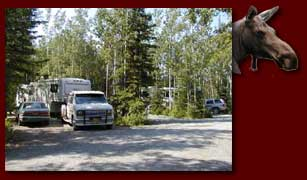 34 Space Rv Park each space in a private wooded setting
